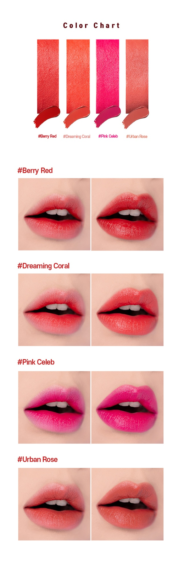 Brand: Milktouch - Everyday Fitting Lip Pencil