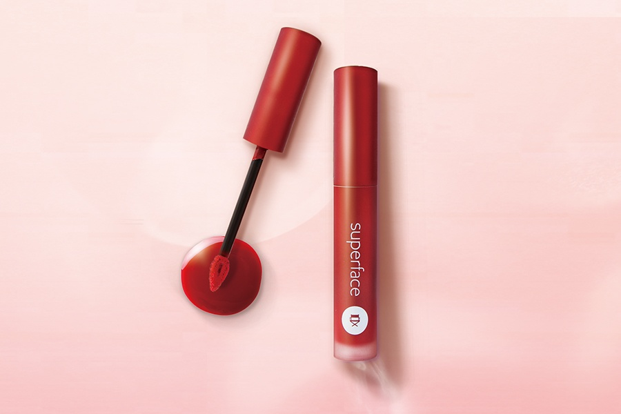 [Superface]Soft Blur Lip Mousse