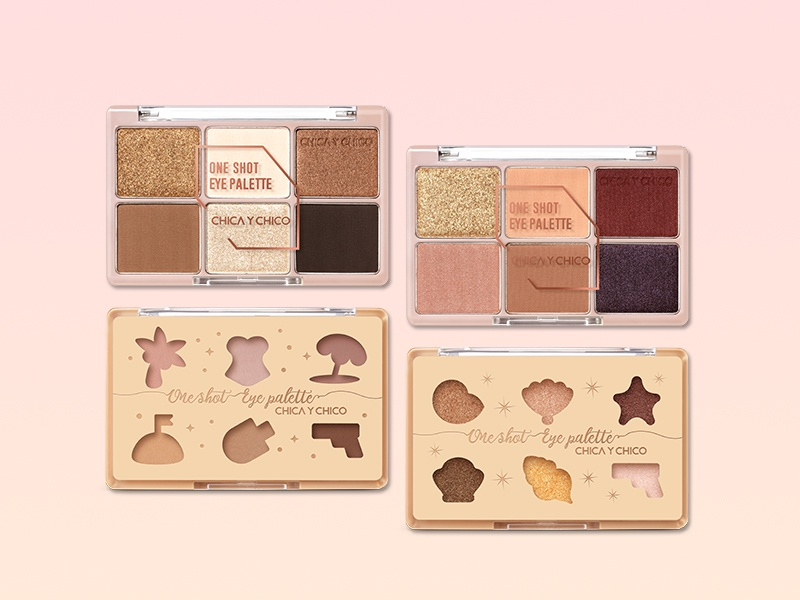 ONE SHOT EYE PALETTE