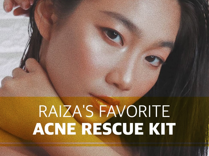 Raiza's Favorite Acne Rescue Kit