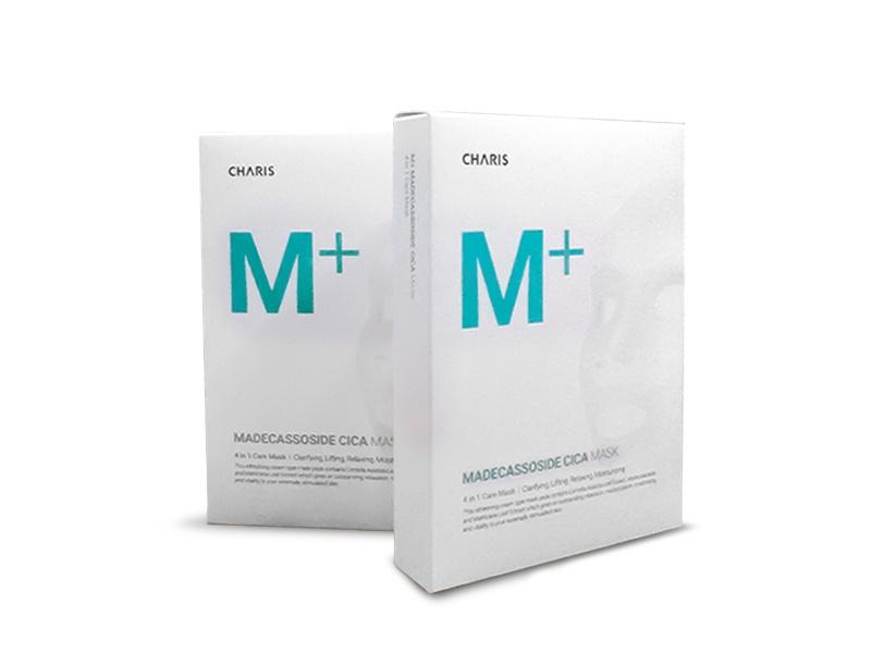 M+ Madecassoside Cica Mask