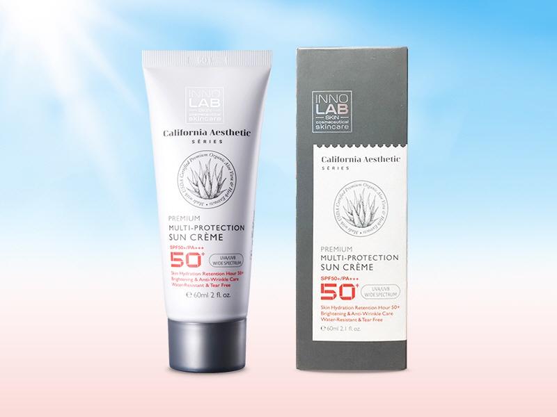 Multi-Protection Sun Cream SPF 50+/PA+++