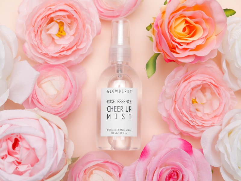 Rose Essence Cheer Up Mist