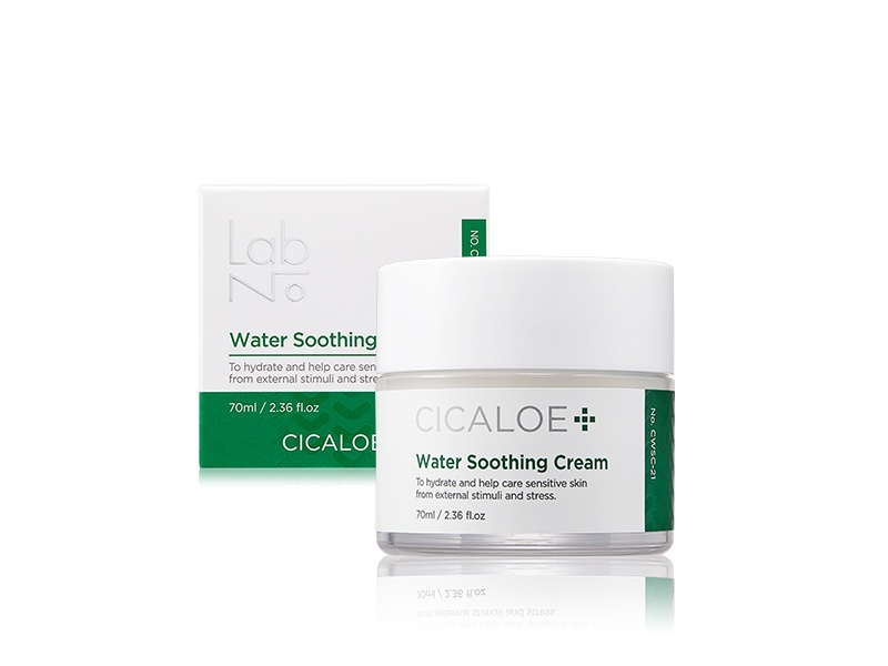 Cicaloe Water Soothing Cream 70ml