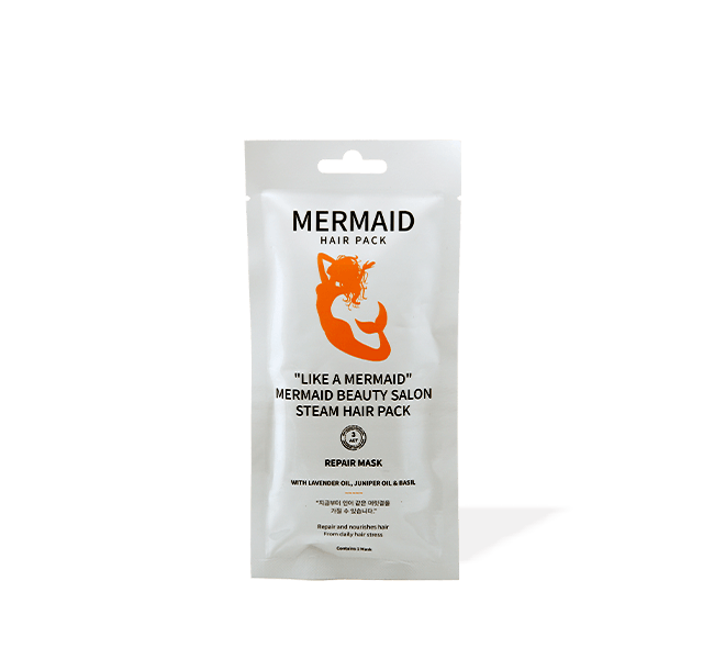 MERMAID HAIR TREATMENT PACK