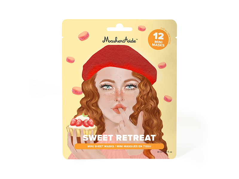 Sweet Retreat SET