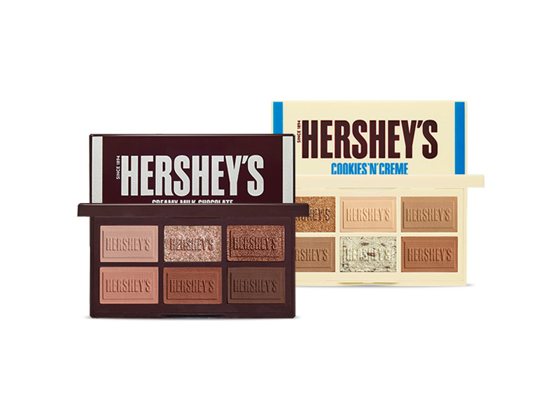 Play Color Eyes Mini Set (HERSHEY ORIGINAL + COOKIES N CREAM)