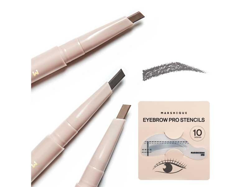 Skin-fit Flat Auto Eyebrow Pencil