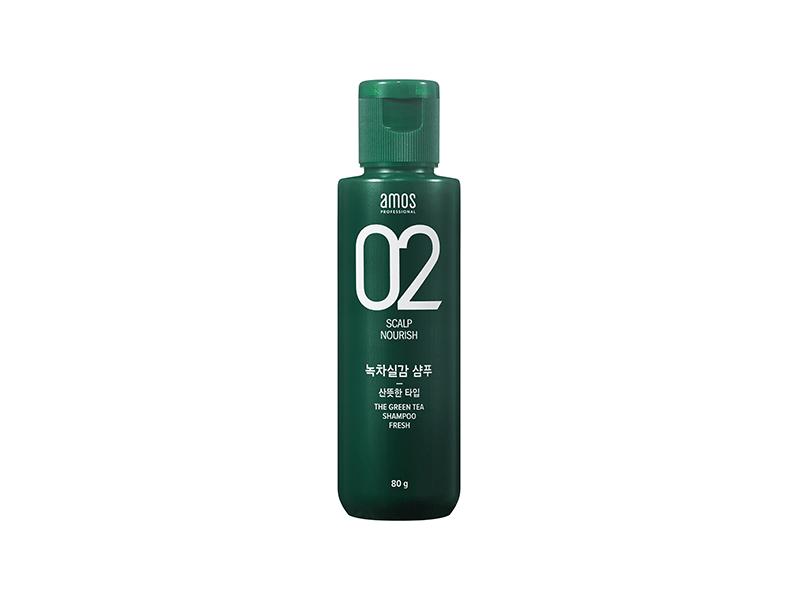 The Green Tea Shampoo 80g